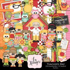 Kit Digital Teacher's Day by Lu Ifanger