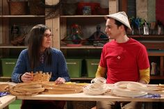"""They have fun together no matter the situation.""""9 reason we are obsessed with Shamy from TBBT"""" <3"""