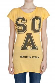SO ALLURE - TSHIRT - 230961 - YELLOW - 77€ - http://www.commetoi.it/eshop/index.php?id_lang=8