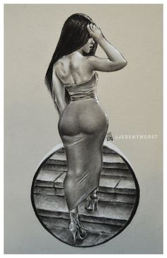 african of pencil Erotic americans drawings