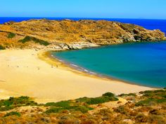 Plakes Beach in Ios Island! #Enjoy #LifeOnIos #luxuriosIsland