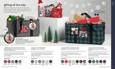 Thirty One Fall, Thirty One Gifts, Thirty One Consultant, 3 Things, Tote Bag, Holiday, Fun, Totes, Catalog