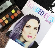 The Hooded Eyes Makeup Manual is a Step-by-Step guide to makeup application on hooded eyelids. A beauty lovers must-have gift!