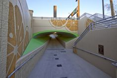 Arizona Litchfield Pedestrian Underpass