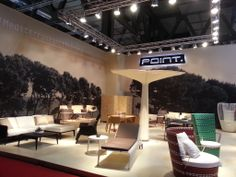 POINT in #iSaloni #Milan2014 www.point1920.com