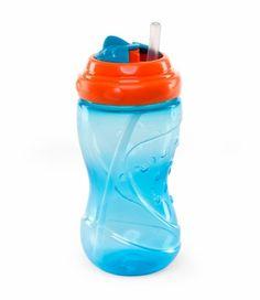 A Nuvita szívószálas itatóját a gyermek egyedül is használhatja otthon, vagy…