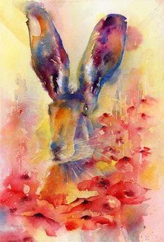 Art of Sheila Gill   WATERCOLOR