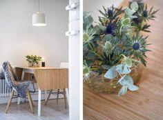 pisos pequeños decoración estilo nórdico escandinavo estilo moderno nórdico decoración interiores decoración espacios pequeños cocinas pequeñas cocinas nórdicas blog decoración nórdica