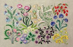 Art Nouveau 2 Kit   The French Needle   French Needlework Kits, Cross Stitch…