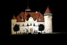 Schloss Stolpe auf Usedom Baltic Sea