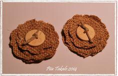 Welcome to the official Fiskarettes UK Community. Burlap, Crochet Earrings, Sink Tops, Hessian Fabric, Jute, Canvas