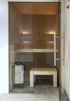 Sauna made by VSB Wellness Bathroom Inspiration, House Design, Bathroom Interior, Bathrooms Remodel, House, Home, Sauna Design, Cheap Diy, Home Decor