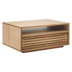 Designed in house and exclusive to Habitat, the Max oak coffee table with storage adds warmth and character to a room while keeping it clutter free. Buy now at Habitat UK.