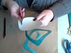 How To Series--Rolled Roses - YouTube