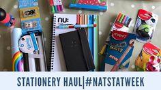 STATIONERY HAUL! | NATIONAL STATIONERY WEEK   #AD