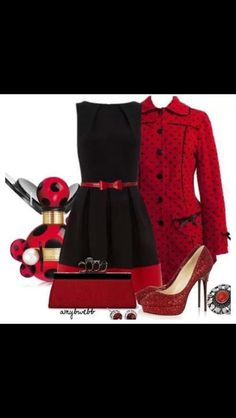 Christmas outfit.