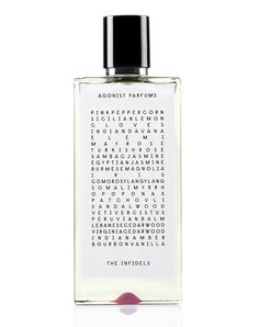 The Infidels 50 ml via AGONIST Parfums. Click on the image to see more!