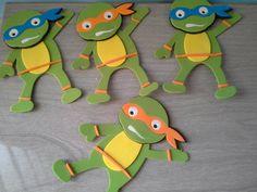 tartarugas ninja eva - Pesquisa Google
