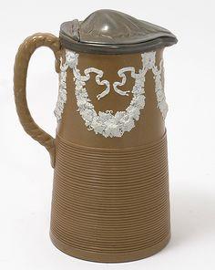 Sprigging Pottery