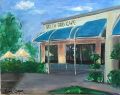 Bella Bru Cafe,  Sacramento California