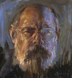 Self Portrait. Carl Ramsey