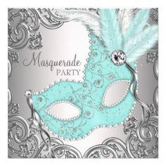 Masquerade Party Invitations, 3,700+ Masquerade Party Announcements  Invites