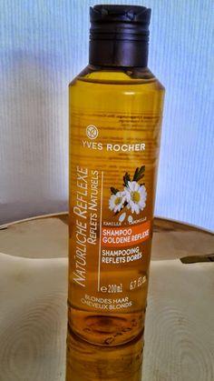 Testsüchtig - Bewertung von Beautyprodukten und allen Produkten des täglichen Lebens: Shampoo goldene Reflexe von Yves Rocher - hat mein...