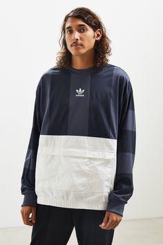 1abc40bd28cb adidas Utility Crew Neck Sweatshirt