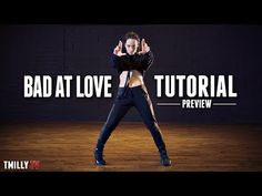 Halsey - Bad at Love - DANCE TUTORIAL by Jojo Gomez [Preview] - YouTube Contemporary Dance, Halsey, Dance Moves, Songs, Love, Music, Youtube, Tutorials, Ideas