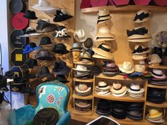 Locally handmade hats for men & women of all seasons from in Toronto - watch video to meet the designer