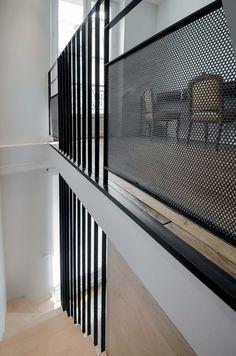 5 escaliers gain de place, à la fois esthétiques et astucieux