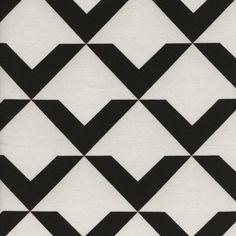 Cotton and Steel House Designer - Black and White 2 - Up and Up in Oyster