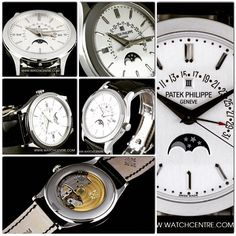 #PatekPhilippe #Platinum Retrograde Calendar Gents #Luxury #Wristwatch #Watchcentre #London #Mayfair