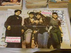 Virginidad Sacudida -  80's punk