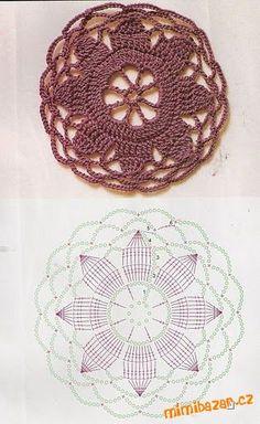 Häkeln Motiv / crochet motif