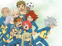 Inazuma Boys