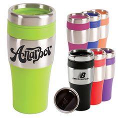 Custom Stainless Steel Tumbler & Travel Mugs - Promo Direct