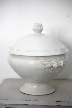 A charming piece of ironstone