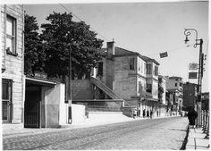 Arnavutköy, Amerikan kız koleji sahil giriş kapı, 1960 lar olmalı