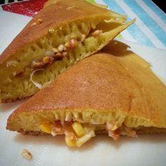 Apam Balik Malaysia Pancake - by Helen Low Yen Yen   Baking's Corner