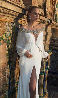 Runway Trends: Tal Kahlon 2015 Wedding Dress Collection