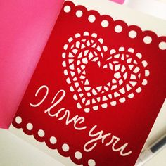 Who Do You Love?!?!?! #DaraLorraineStationery #valentine #cards To order www.daralorraine.net