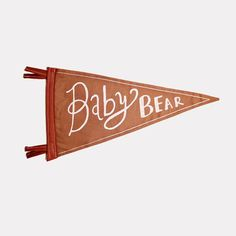 Baby Bear Pendant from Strawberry Moth, bear, baby bear, pendant, baby bear pendant