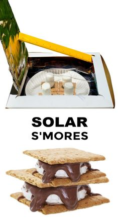 Make s'mores without fire!  Fun science for kids. #solarsmores #solaroven #solarsmoresforkids #scienceexperimentskids #growingajeweledrose Science Experiments For Preschoolers, Cool Science Experiments, Preschool Science, Science For Kids, Toddler Preschool, Science Art, Steam Activities, Preschool Activities, Teaching Calendar