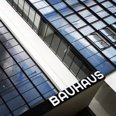 #Bauhaus #Design and #Architecture. #Art and #Technology - A new #Unity - www.bauhaus-movement.com