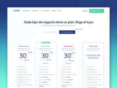 Homepage Design For Invoicing Saas Company  Homepage Design Web