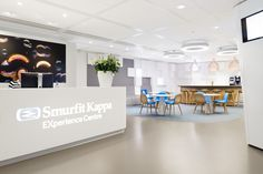 Smurfit Kappa Global Experience Centre and Office by Fokkema & Partners, Schiphol – Netherlands » Retail Design Blog