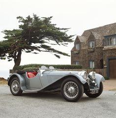 Jaguar SS100 3 1/2 Litre, 1938