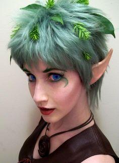 Handmade High Elf Ears-- latex ear tips, great for cosplay, costumes, Link, Zelda, Halloween, Christmas