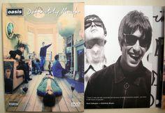 Verita's Sound And Vision: Oasis: Definitely Maybe ( DVD Duplo Edição Limitad...